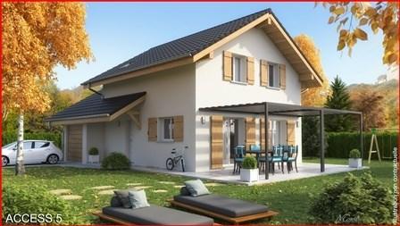 Maison  4 pièces + Terrain 585 m² La Bâthie par MAISONS ET CHALETS DES ALPES MCA