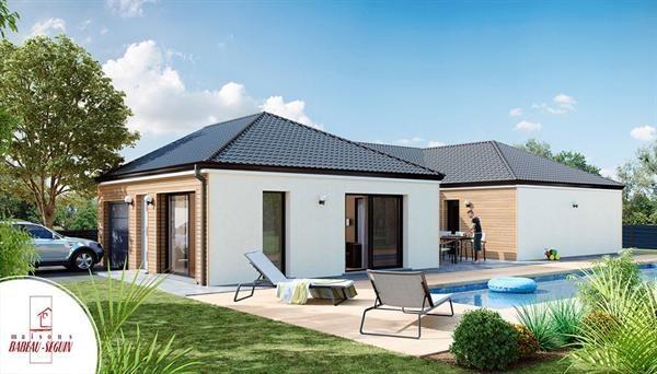 Maison  5 pièces + Terrain 1330 m² Mont-Près-Chambord par babeau seguin