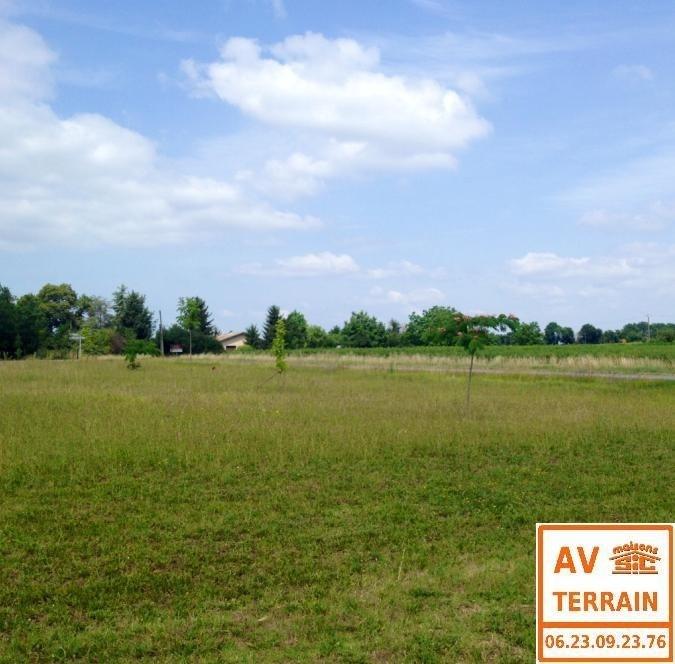 Terrain  de 1279 m² Nerac par SIC HABITAT