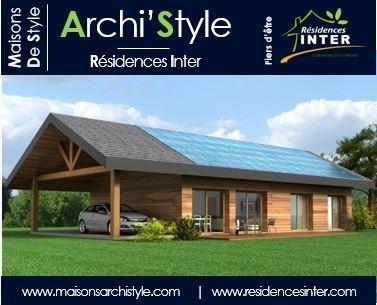 Maison  4 pièces + Terrain 500 m² Beynes par MAISONS ARCHISTYLE GROUPE INTER