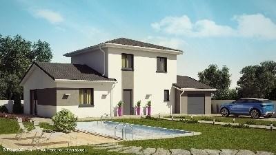 Maison  5 pièces + Terrain 748 m² Venissieux par DEMEURES RHONE ALPES