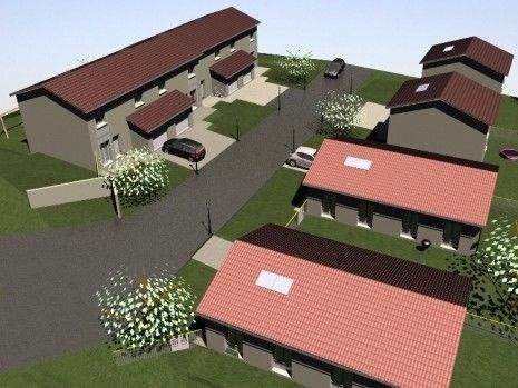Maison  4 pièces + Terrain 320 m² Saint-Symphorien-sur-Coise par MAISONS AXIAL
