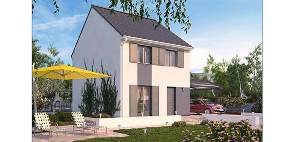 Maison  4 pièces + Terrain 300 m² Étréchy par MAISONS PIERRE