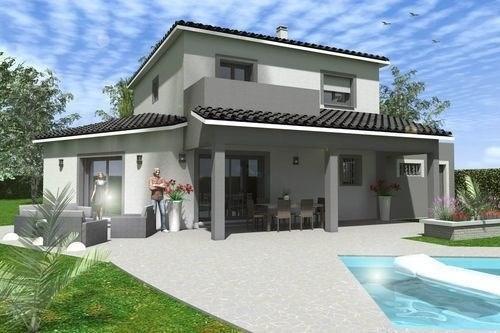 Maison  4 pièces + Terrain 580 m² Écully par CREAVILLA 69
