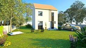 Maison  4 pièces + Terrain 339 m² Dammarie-les-Lys par MAISONS SESAME