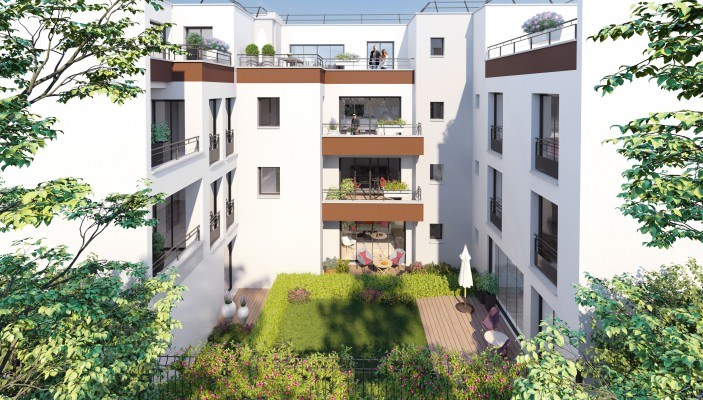 Esprit rodin programme immobilier neuf meudon for Immobilier neuf idf
