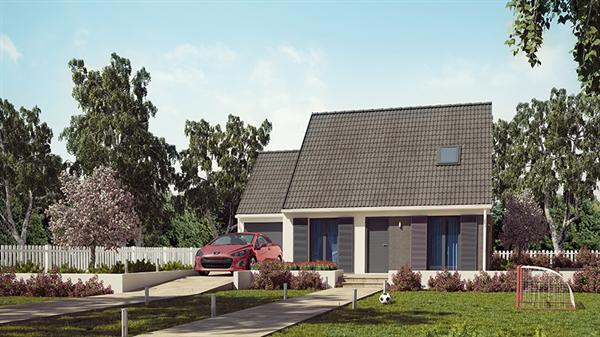 Maison  5 pièces + Terrain 290 m² Sarcelles par MAISONS PIERRE