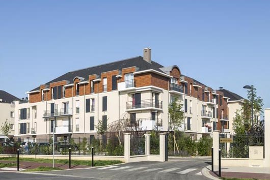 R sidence windsor programme immobilier neuf st pierre du for Immobilier neuf idf