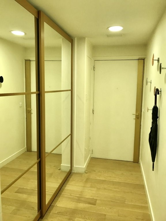 Location Studio 38,8m² Paris 16ème