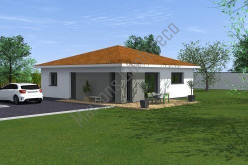 Maison  4 pièces + Terrain 571 m² Narrosse par MAISONS CONFORECO - AGENCE MONT DE MARSAN