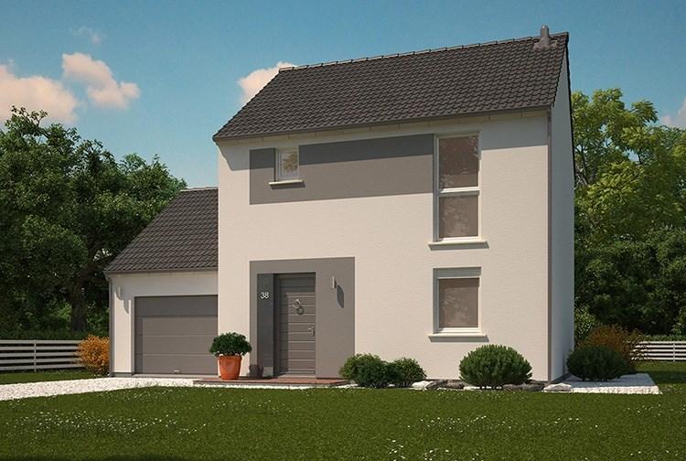 Maison  4 pièces + Terrain 232 m² Chauconin-Neufmontiers par Maisons Phénix Meaux