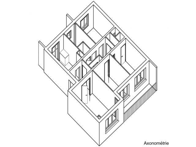 location appartement 4 pi ces bourgoin jallieu appartement f4 t4 4 pi ces 71 21m 712 mois. Black Bedroom Furniture Sets. Home Design Ideas