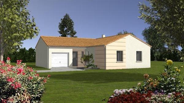 Maison  4 pièces + Terrain 484 m² Fenouiller par Logis de Vendée