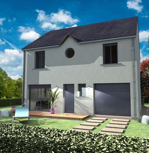Maison  6 pièces + Terrain 465 m² Draveil par L.D.T VIRY CHATILLON