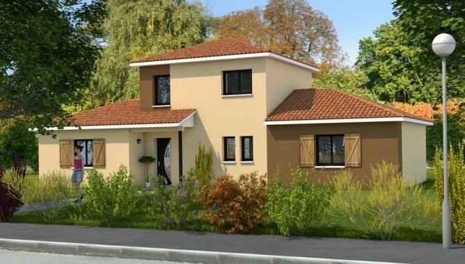 Maison  5 pièces + Terrain 1250 m² Sainte-Croix par SOCIETE CONSTRUCTIONS SEGONDS