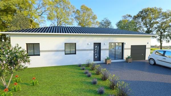 Maison  5 pièces + Terrain 407 m² Parentis-en-Born par MAISON CLEO