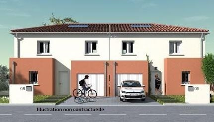 Maison  4 pièces + Terrain Valence par Cotrin