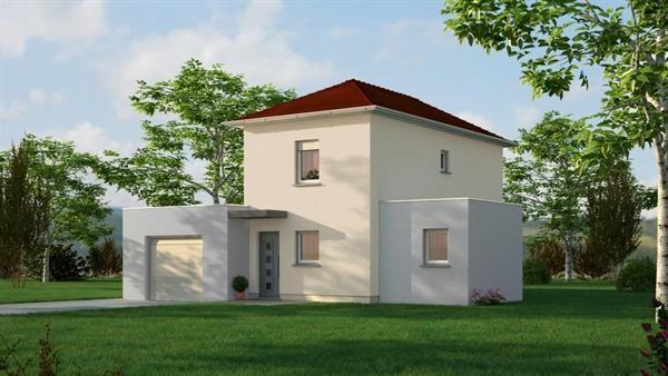 Maison  3 pièces + Terrain 532 m² Belfort (90000) par IMMO REECHT