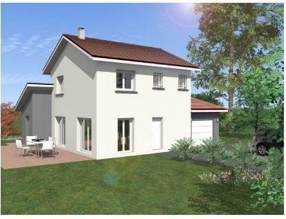 Maison  4 pièces + Terrain 700 m² Coublevie par VOIRON CONSTRUCTIONS