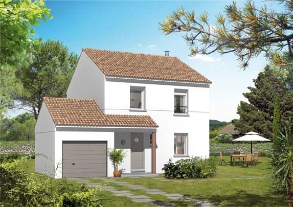 Maison  4 pièces + Terrain 300 m² Fréjus par Maison Familiale Roquebrune