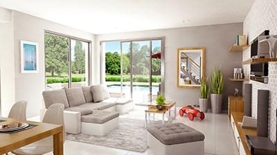 Maison  5 pièces + Terrain 637 m² Gargenville par Maison Familiale - Mantes-la-Jolie