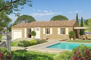 Maison  4 pièces + Terrain 345 m² Lévignac (31530) par Villas JB LUNION