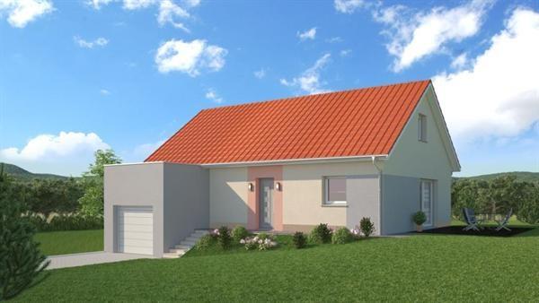 Maison  4 pièces + Terrain 764 m² Belfort (90000) par IMMO REECHT