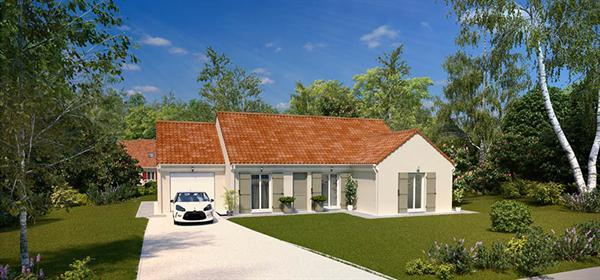 Maison  5 pièces + Terrain 426 m² Saran par MAISONS PIERRE