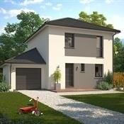 Maison  5 pièces + Terrain 1200 m² Moidieu-Détourbe par CREAVILLA 69