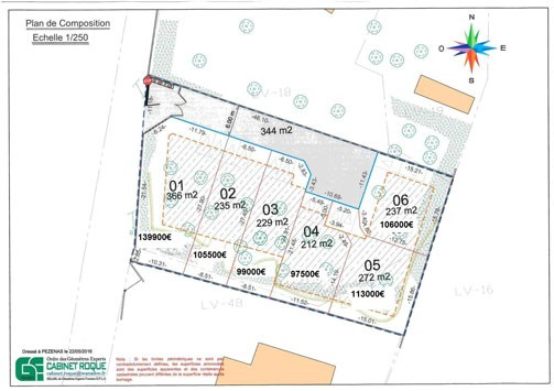 Vente Projet de construction 90m² Agde