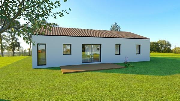 Maison  5 pièces + Terrain 545 m² Vendrennes (85250) par MAISONS NEHO