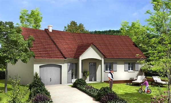 Maison  5 pièces + Terrain 460 m² Houdan (78550) par MAISONS BARILLEAU