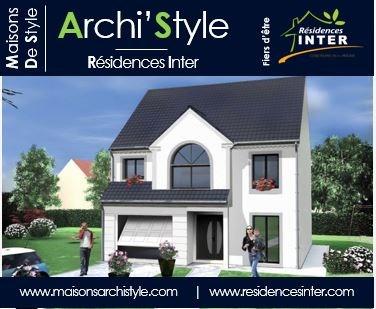 Maison  6 pièces + Terrain 500 m² Coignières par MAISONS ARCHISTYLE GROUPE INTER