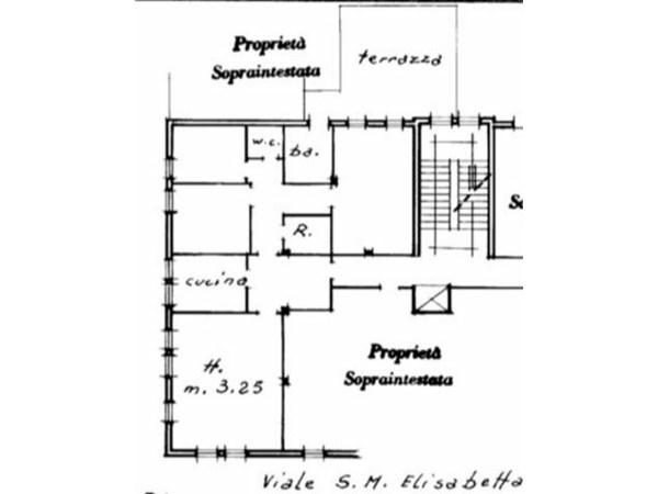 Vente Appartement 6 pièces 130m² Venezia