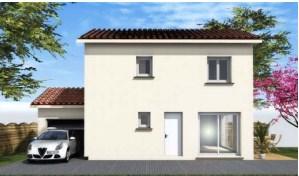 Maison  4 pièces + Terrain 500 m² Tartaras par MAISONS VESTALE 69