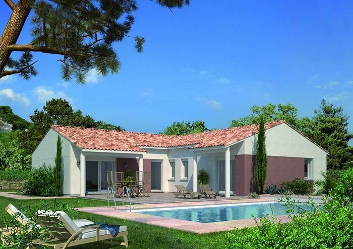 Maison  5 pièces + Terrain 900 m² Montélimar par Maison Familiale St Marcel les Valence