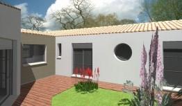 Maison  5 pièces + Terrain 293 m² La Rochelle par MAISONS CTC - AGENCE DE LAGORD