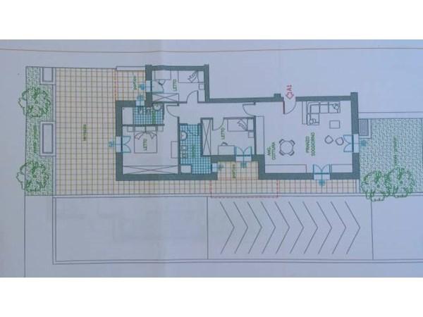 Vente Appartement 4 pièces 110m² Pesaro