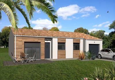 Maison  4 pièces + Terrain 470 m² Charmes par MAISONS OXEO