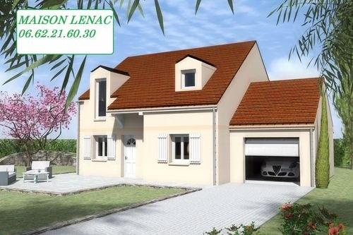Maison  6 pièces + Terrain 442 m² Vaux-le-Pénil par MAISONS LENAC