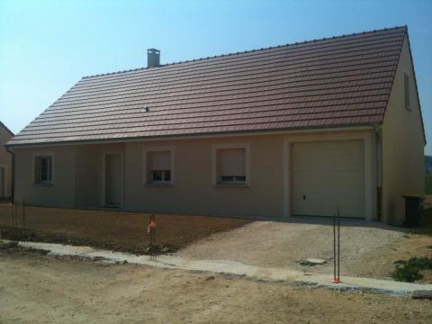 Maison  5 pièces + Terrain 728 m² Brazey-en-Plaine par Les Maisons De Bourgogne