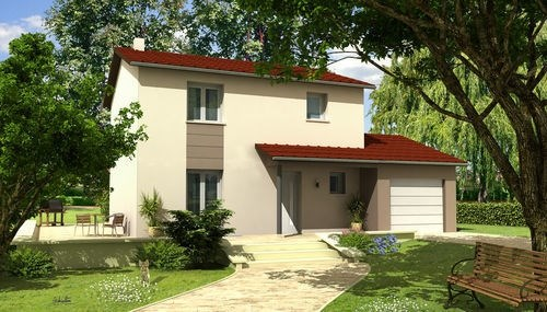Maison  4 pièces + Terrain 345 m² La Murette par VOIRON CONSTRUCTIONS