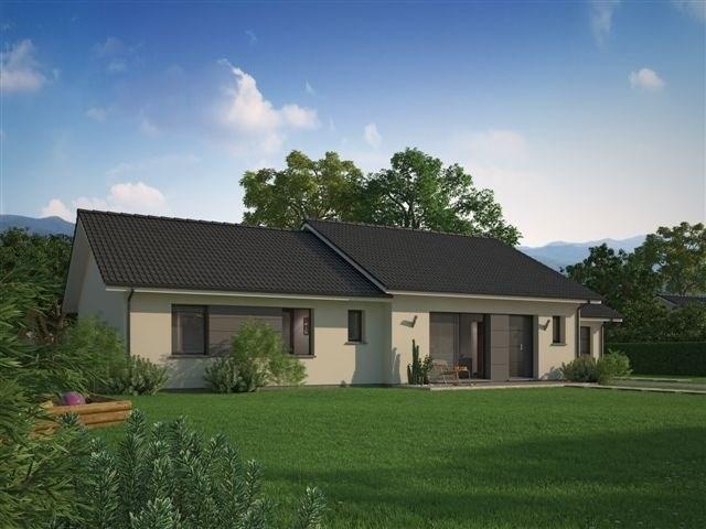 Maison  4 pièces + Terrain 564 m² Les Abrets par Maison Familiale Bourgoin