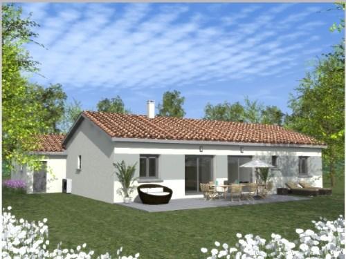 Maison  4 pièces + Terrain 571 m² Givors par MAISONS VESTALE 69