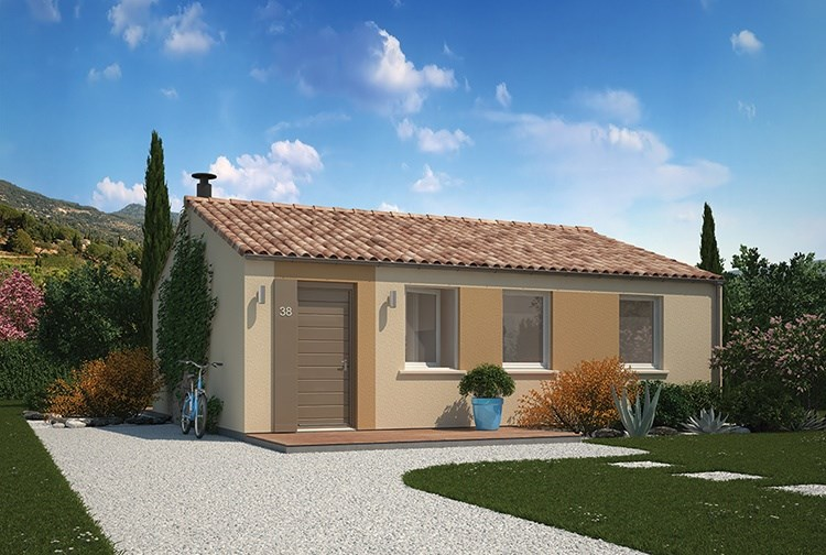 Maison  5 pièces + Terrain 350 m² Vaulx-en-Velin par Maisons Phenix Decines Charpieu