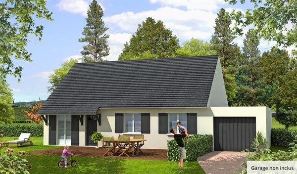Maison  5 pièces + Terrain 550 m² Mareil sur Mauldre (78124) par MAISONS BARILLEAU