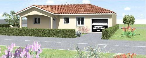 Maison  5 pièces + Terrain 500 m² Gurgy par TRADYBEL 89