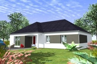 Terrain  de 560 m² Labruyère par PAVILLONS D'ILE DE FRANCE