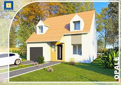 Maison  5 pièces + Terrain 512 m² Meaux par MAISONS SESAME