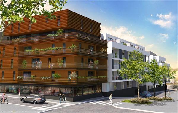 Investissement Appartement 77,4m² Lorient